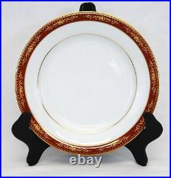 EUC VTG 24 pc Noritake Goldhill China Set Service for 4, 6613 Gold Rust, Japan