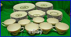 EXCELLENT CONDITION Vintage 45 pc China Set 1963 Noritake Hermitage. #6226