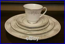 Excellent Service For 8 Noritake Sweet Leilani China 5-piece Place Settings