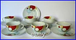Frank Lloyd Wright NORITAKE China Oak Park Collection 1979 Dinnerware Set 48 Pcs