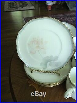 Garden Empress by Noritake Fine China partial set RARE#9741, 22 Pieces