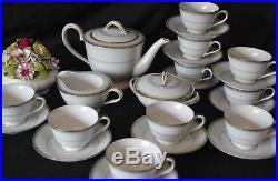 Huge Noritake Maya Dinner Service Tea & Coffee Sets 110pcs Vintage China VGC