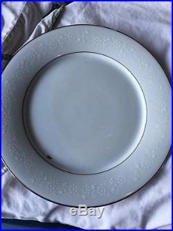 LARGE LOT 44 PIECE SET NORITAKE CHINA BUCKINGHAM 6438 Plates Cups Bowl Wonderful