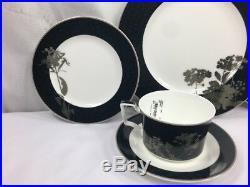 LOT 4 Noritake Verdena 5 PC Place Setting Dinnerware Bone China Set 20 total NEW