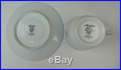 Lot of 11 Noritake China VERANDA Cup & Saucer Sets
