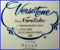 NORIAKE china VERSE B303/W11 pattern 20-pc SET SERVICE for FOUR (4) +/