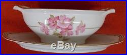 Noritake 90 Piece Pink Dogwoods China Set 5235 (gr1018484)
