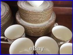 NORITAKE BARRYMORE Bone China SET 8 Five (5) Piece Place Settings 40 Total
