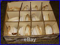 Noritake China Set #682 Nanarosa Set 62 Pieces Mint Condition From The 30's