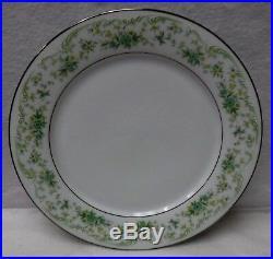 NORITAKE Japan china NANTES 2553 pattern 26-piece SET SERVICE for Six (6) + 2 dp