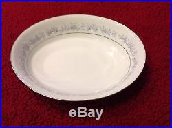 NORITAKE MARYWOOD 2181 Fine China 70 Piece Set Great Condition With Sugar Bowl
