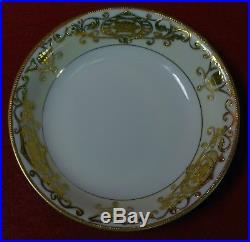 NORITAKE china 16034/175 CHRISTMAS BALL pattern 66-piece SET SERVICE for 12