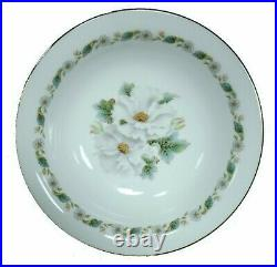 NORITAKE china 5029 pattern 31 piece Set/Lot salad/bread/soup/creamer/platter