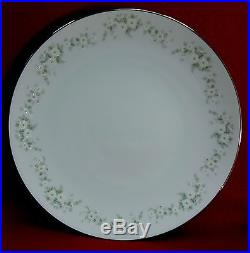 NORITAKE china ANNABELLE 6856 pattern 89-piece SET SERVICE for 12