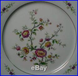NORITAKE china ASIAN SONG 7151 pattern 54-piece SET SERVICE for EIGHT (8) +