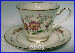 NORITAKE china ASIAN SONG 7151 pattern 66-piece SET SERVICE for 12 incl. SERVING
