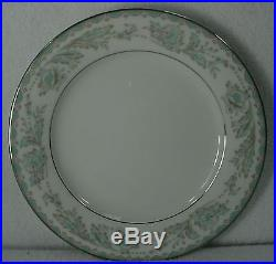 NORITAKE china BELMONT 5709 pattern 92-piece SET SERVICE for Twelve (12)