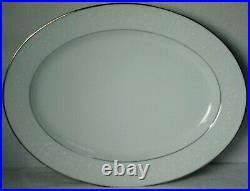 NORITAKE china BUCKINGHAM 6438 pattern 8-piece Serving Piece SET
