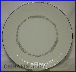 NORITAKE china CAMDEN #6350 82-piece SET SERVICE for Twelve (12) + 5 serving