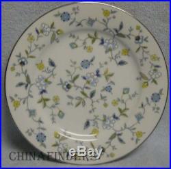 NORITAKE china CHINTZ 2404 pattern 39-piece SET SERVICE with 2 serving pieces