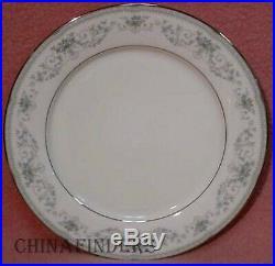 NORITAKE china COLBURN 6107 pattern 65-piece SET SERVICE for 12 + 5 Serving Pcs