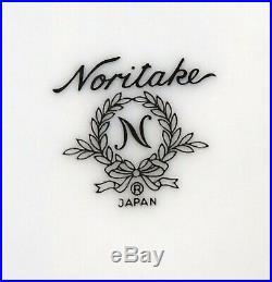 NORITAKE china COLONY pattern 8-piece HOSTESS Serving Piece SET