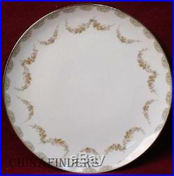 NORITAKE china DENISE 5508 pattern 49-piece SET SERVICE for Eight (8) less 4 c/s