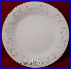 NORITAKE china DUETTO 6610 pattern 106 pc Set cup/dinner/salad/bread/fruit/soup
