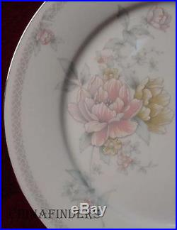 NORITAKE china EASTHAMPTON 3491 pattern 20-piece SET SERVICE for Four (4)