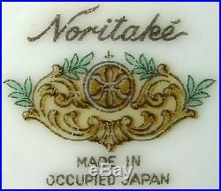 NORITAKE china EMPIRE pattern 56-piece SET SERVICE