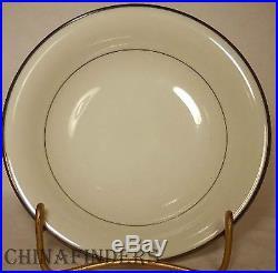 NORITAKE china ENVOY 6325 pattern 88-piece SERVICE SET for 12 incl SERVING
