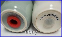 NORITAKE china ETERNAL BLUSH 9138 pattern 9-piece HOSTESS SERVING Set