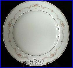 NORITAKE china FAIRMONT 6102 pattern 65-piece SET SERVICE for 13