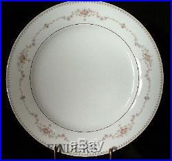 NORITAKE china FAIRMONT 6102 pattern 75-piece SET SERVICE for Twelve (12)