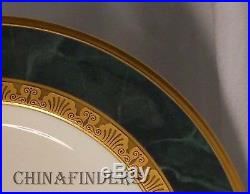 NORITAKE china FITZGERALD 4712 pattern 5 Pc Place Setting dinner/salad/bread/cup
