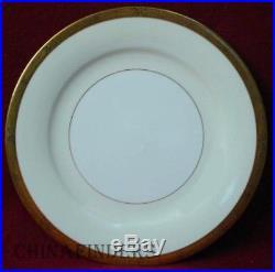NORITAKE china GOLDKIN 5675 pattern 87-piece SET SERVICE for 12 place settings