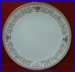 NORITAKE china GRACELYN 5856 28-piece Tea or Dessert Set -Teapot cr su cs sp