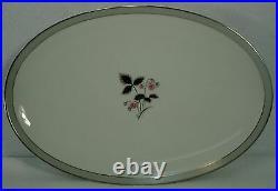 NORITAKE china GRAYSON 5697 pattern 5-pc HOSTESS SERVING SET