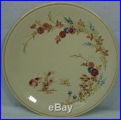 NORITAKE china KISETO B353/W18 pattern 45-pc SET SERVICE + Chop Plate