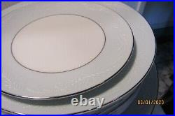 NORITAKE china LAUREATE 5651 6-piece Place Setting 6 Person Service (G)