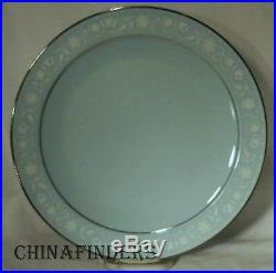 NORITAKE china LOVE SONG 8002/W81 pattern 40-piece SET SERVICE for Eight (8)