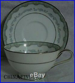 NORITAKE china MARGARET 6243 88-piece SET SERVICE for 12 with fruit & soup bowls