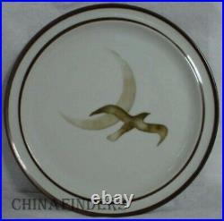NORITAKE china MOON FLIGHT B971 pattern 60-piece SET Service for 12