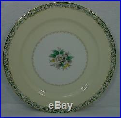 NORITAKE china MYSTERY #14 pattern 93-piece SET SERVICE for 12 incudingl Serving