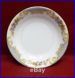 NORITAKE china N51 FLORAL SPRAYS pattern 69-piece SET SERVICE for 12 + 7 Serving