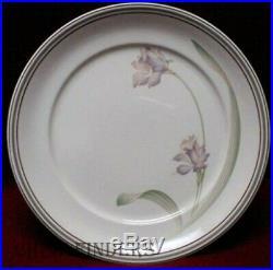 NORITAKE china PARTNERS 9127 pattern 51-piece SET SERVICE NUTMEG serving pcs