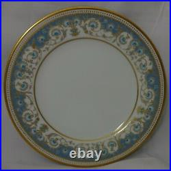 NORITAKE china POLONAISE 2045 pattern 77-piece SET SERVICE for 12 with Fruit Bowls