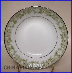 NORITAKE china PRINCETON 79-piece SET SERVICE for 12 with 7 Serving Pieces