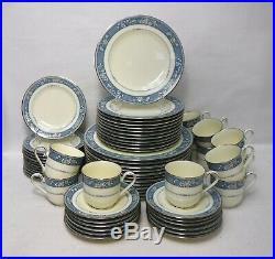 NORITAKE china RANDOLPH 9721 pattern 60-piece SET Service for 12