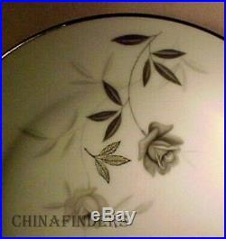 NORITAKE china ROSAMOR pattern 88-piece SET SERVICE for 12